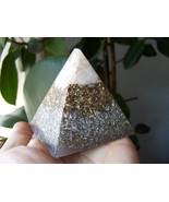 Pyramid Orgone- EMF Protection - Energy Healing - Positive Energy -  Medium - $31.00