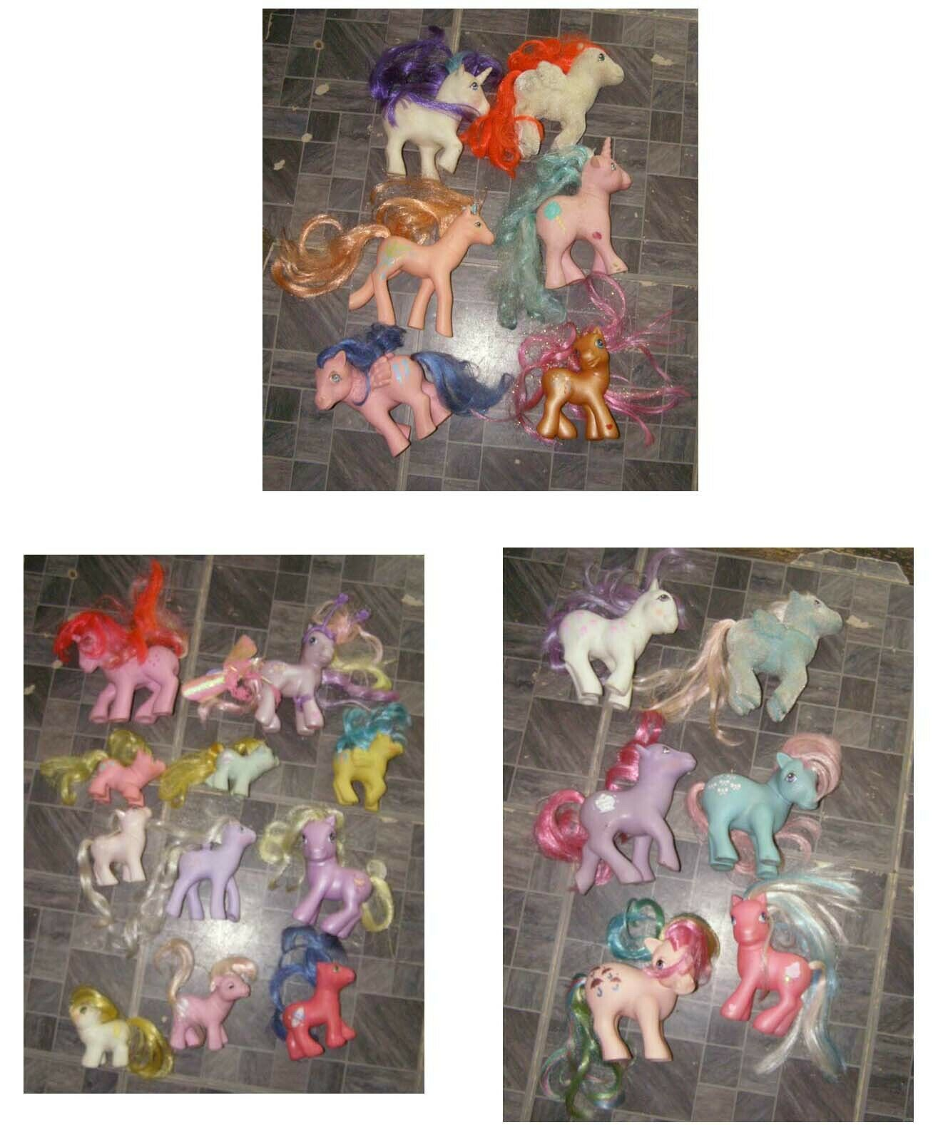 Primary image for My Little Pony Doll Lot Toy Horses