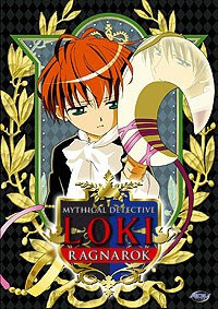 Mythical Detective Loki Ragnarok: Love & War Vol. 01 DVD Brand NEW!
