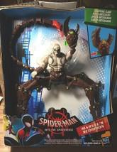 "Marvel SPIDER-MAN Into Spider Verse Movie Marvels Scorpion 10"" Figure Ha... - $22.68"