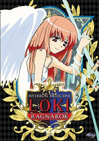 Mythical Detective Loki Ragnarok: Love & War Vol. 02 DVD Brand NEW!