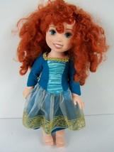 Disney Brave Merida Doll 14 Inch My First Disney Princess  - $12.86
