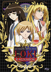 Mythical Detective Loki Ragnarok: Destiny's Children Vol. 04 DVD Brand NEW!