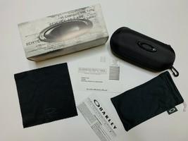 For Oakley Half Jacket Vault Hard zipper Storage Case Microfiber Pouch A... - $19.79