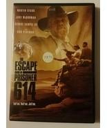 THE ESCAPE OF PRISONER 614, DVD, 2018 w/ Ron Pearlman, Jake McDorman, M.... - $10.88
