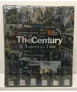 THE CENTURY AMERICA'S TIME VHS SET New SEALED Petter Jennings History/ABC - $19.75