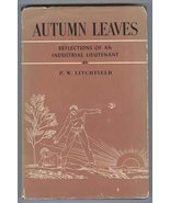 Autumn Leaves ( Illustrated by Rockwell Kent ) [Hardcover] P.W. Litchfie... - $8.15