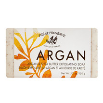 Pre de Provence Soap Argan & Shea Butter Exfoliating 5.2 oz - $13.00