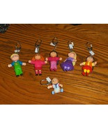 Cabbage Patch Doll Keychain Lot - $14.97
