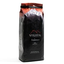 Sulawesi (Celebes Kalossi) Whole Bean Coffee (16 ounce) - $24.99