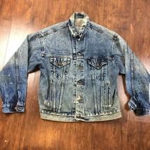 VTG Levi's Men's Size 46 Absolutely Destroyed Jean Jacket - $47.49