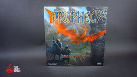 Z-Man Games Prophecy Dragon Realm 2003 Board Game Fast And Free Uk Postage - $38.47