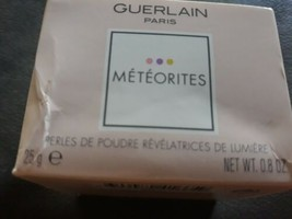 Guerlain Meteorites Light Revealing Pearls of Powder 02 Clair 25 g / 0.8... - $39.00