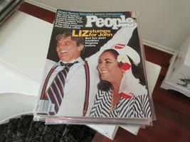 People Magazine , Oct. 23, 1978 ,Liz stumps for John ,Tammy Wynette , Be... - $16.83
