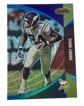 2003 Bowman's Best Blue #44 Randy Moss /499 Minnesota Vikings - $5.89