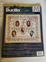 Bucilla  Childrens Hands and Hearts Counted Cross Stitch Kit  NIP - $24.99