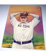 CHRISTY MATHEWSON Stamp-New York Giants Pitcher-Commemorativ - $35.00