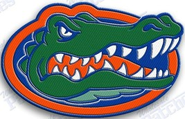 FLORIDA GATORS  iron on embroidered PATCH COLLEGE UNIVERSITY SPORTS SCHO... - $10.95