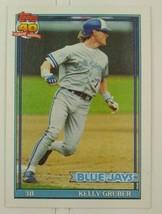 Topps Baseball Card Kelly Gruber Toronto Blue Jays #370 40 Years Of Base... - $8.00