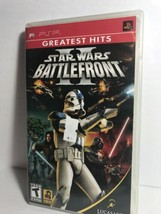 Star Wars: Battlefront II (Sony PSP 2005). Complete (game, box, manual).... - $11.83