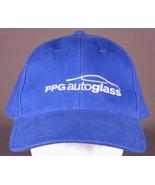 PPG Autoglass Hat-Blue-Anvil-Embroidered-Strapback-Car Truck Van Garage ... - $24.30