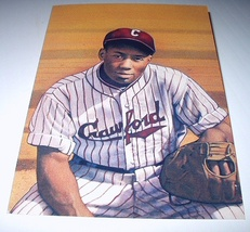 Josh Gibson Stamp-Professional Baseball Negro League-Commo-$ 25.00