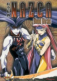 Primary image for Nazca: Blood Rivals Vol. 02 DVD Brand NEW!