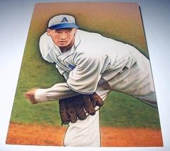 LEFTY GROVE Stamp-Philadelphia Athletic-Commemorative Unused - $25.00