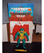 Vintage 1981 Masters Of The Universe Mer-Man Fi... - $15.99