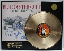 Blue Oyster Cult LP Record Reproduction Signature Series  Display - $145.95