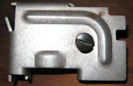 Singer 603E Motor / Foot Pedal Bracket #172561-003 w/Screw - $7.50