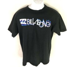 Billabong Men's Black T-shirt M - $14.84