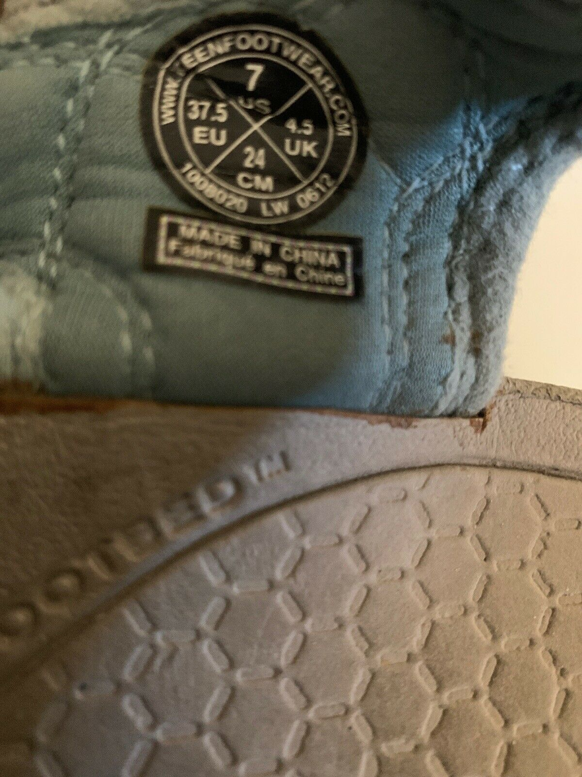 Women's Keen Sport Sandals Size 7 Water Shoes 1008020 Waterproof brown image 12