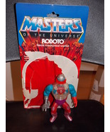 Vintage 1984 Masters Of The Universe Roboto Fig... - $15.99