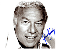 Primary image for GEORGE KENNEDY  Authentic  Original  SIGNED AUTOGRAPHED PHOTO w/ COA 38017