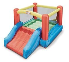 Little Tikes Jr. Jump 'n Slide Bouncer - $228.16