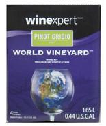 1 Gallon Winexpert World Vineyard Pinot Grigio Wine Making Kit - $31.63