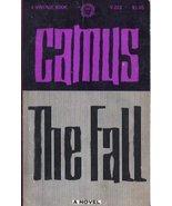 The Fall Albert Camus and Justin O'Brien - $3.71