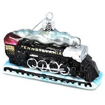 Kurt S Adler Lionel Pennsylvania Train #1225 Hand-Crafted Glass Ornament LN4192 image 5