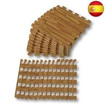 Alfombra Puzzle de Goma EVA para niños con Bordes Lisos. Medida Total: 9... - $33.99