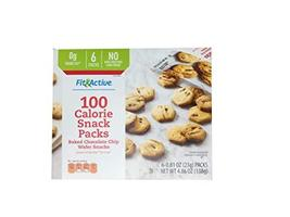 Fit and Active 100 Calorie Snack Pack Chocolate Chips image 2