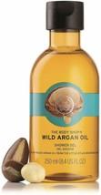 The Body Shop Wild Argan Oil Shower Gel, 250 ml gel douche fs - $15.35