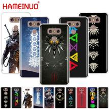 HAMEINUO The Witcher 3 Wild Hunt signs case phone cover for LG G6 G5 K10... - $12.93