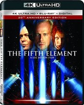 The Fifth Element [4K Ultra HD + Blu-ray + Digital]