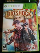 BioShock Infinite (Microsoft Xbox 360, 2013) Game Case And Booklets Exce... - $3.96