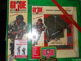 GI Joe Action Soldier 40th Anniversary Edition 1st in a Series - $84.15