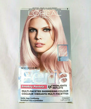 L'Oreal Paris Feria Pastels Hair Color P2 Smokey Pink Rose New On Hand - $15.12