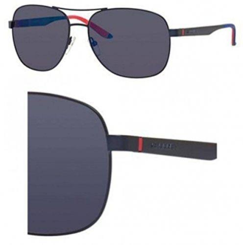 8f7699f832663 Carrera 8015 S Sunglasses CA8015S-0IDK-5X-5916 - Matte Blue Frame