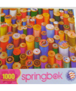 Springbok Sew Ready 1000 pc Puzzle - $7.00