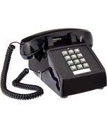 Cortelco Desk Phone, Black (250000-VBA-20M) - $80.00